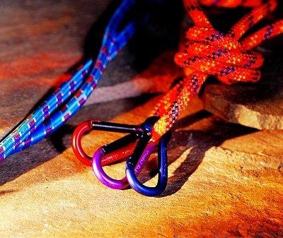 ropes display